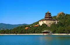 北京郊外1日観光B(万里の長城・頤和園)