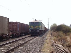 AJNI G-9 (kshitijwap4) Tags: wag locomotives nagpur indianrailways irfca ajni
