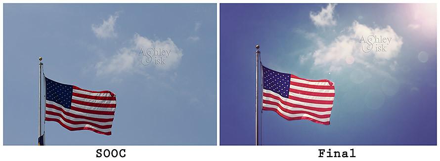 Flag Compare