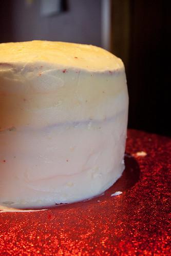 Rainbow Cake Part 2