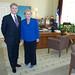 Pauline Marois rencontre Son Excellence M. Andrew John Pocock