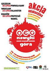 Plakat promocyjny rajdu