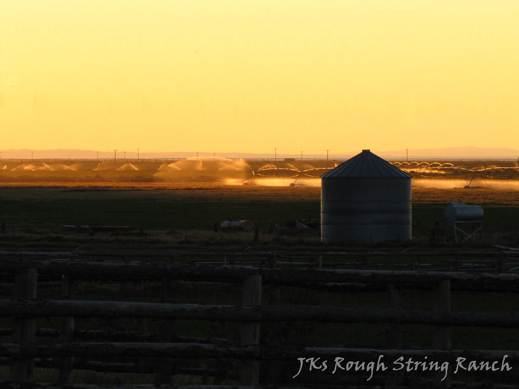 High Desert Farmland