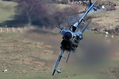 """INCOMING...!!!"" (PhoenixFlyer2008) Tags: wales speed canon eos flying loop low level tornado raf mach mkiii panavia gr4 machloop coningsby mkiin neilbates 41rsquadron"