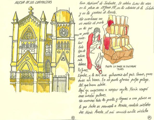 Iglesia de las Carmelitas. Santander