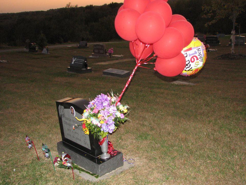 Diego's Grave
