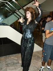 Bellatrix Lestrange (BelleChere) Tags: atlanta costume geek cosplay harrypotter convention dragoncon yuleball bellatrixlestrange