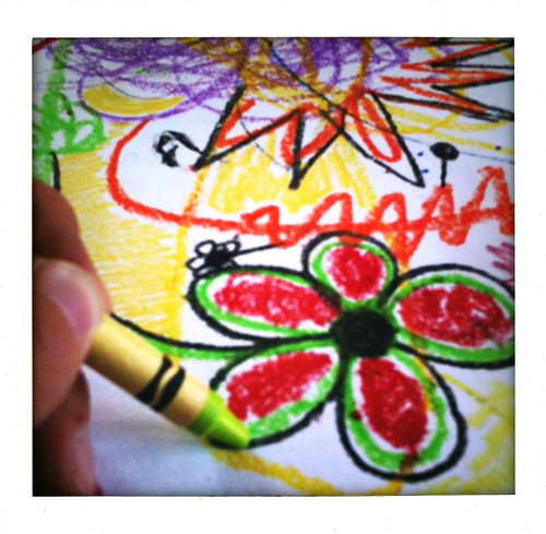 Doodle Close Up