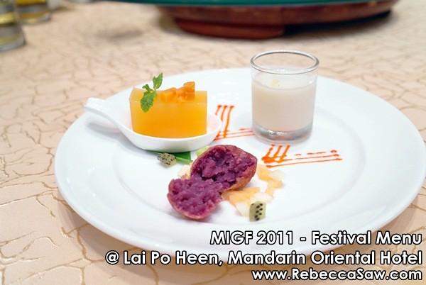 MIGF 2011 - Lai Po Heen, Mandarin Oriental-11