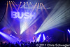 Bush @ The Fillmore, Detroit, MI - 10-06-11