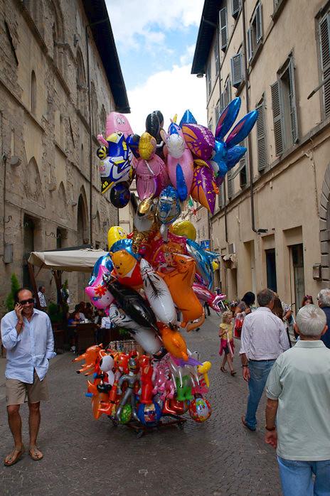 Ballons in Citta di Castello