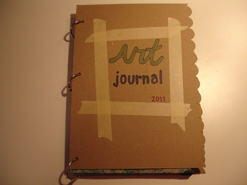 Art Journal - Cover