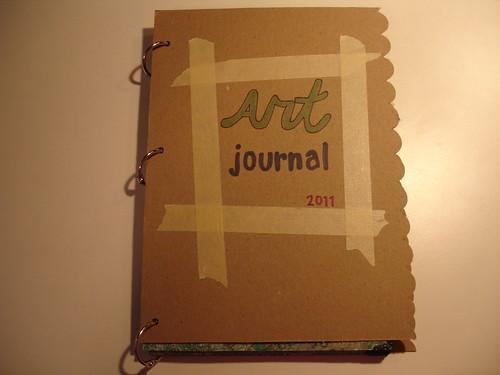 Art Journal - Cover
