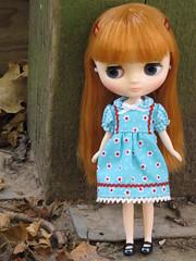 Middie Puff Dress