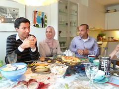 Tea  time hos ombud (Likestillings- og diskrimineringsombudet) Tags: og henne hos sunniva hjemme familier besker rstavik likestillings diskrimineringsombud muslimske