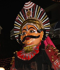 1 Puppet (EYE & POETRY) Tags: mangalore hulivesha kudrilidasara