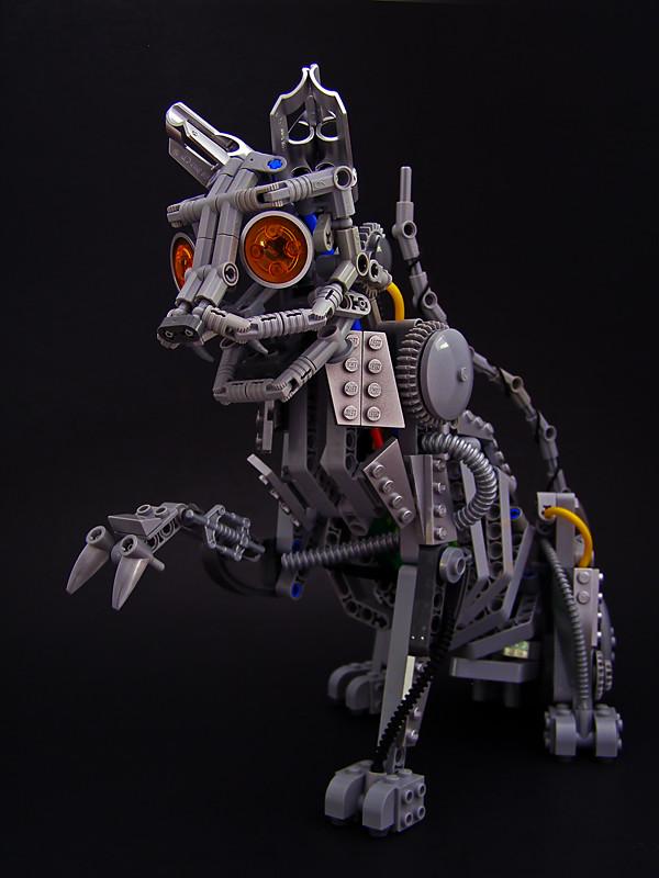 Robot Cat 01