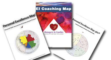 Persional Excellence Map®, PEM-360®, and EI Coaching Map®