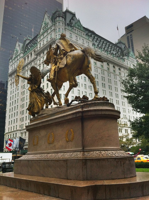 Grand Army Plaza, Sherman Monument
