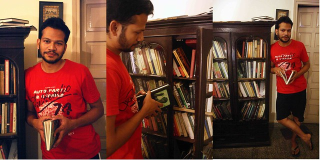 City Library - Chandrahas Choudhury's Books, Kalkaji