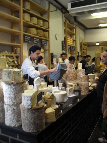 Neal's Yard Dairy, London