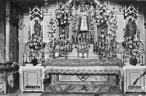 Altar antiguo