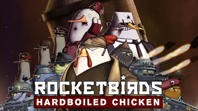 Rocketbirds: Hardboiled Chicken for PS3 (PSN)
