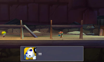 Cave Story 3DS - Sandzone 8