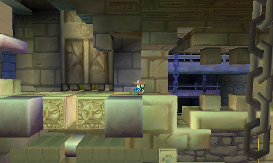 Cave Story 3DS - Sandzone 15