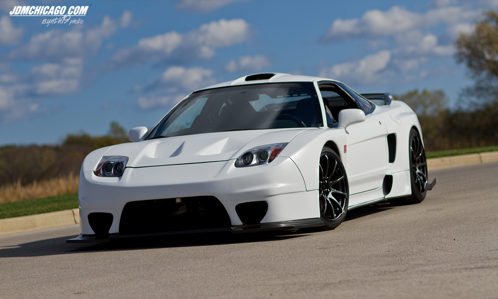 Project Widebody Jeff S 1991 Acura Nsx