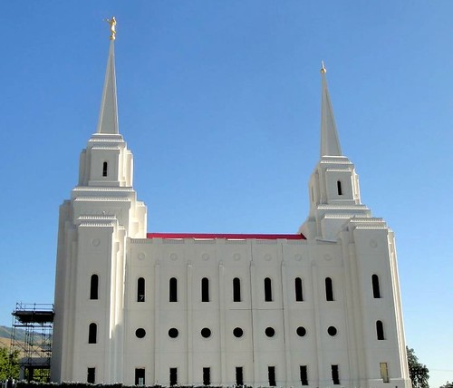 Brigham City Temple by Blacksmith369