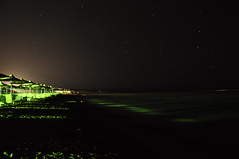 Night beach / Ночной пляж (Kochum) Tags: beach night stars 1870 ночь d90 пляж nikkor1870 звёзды