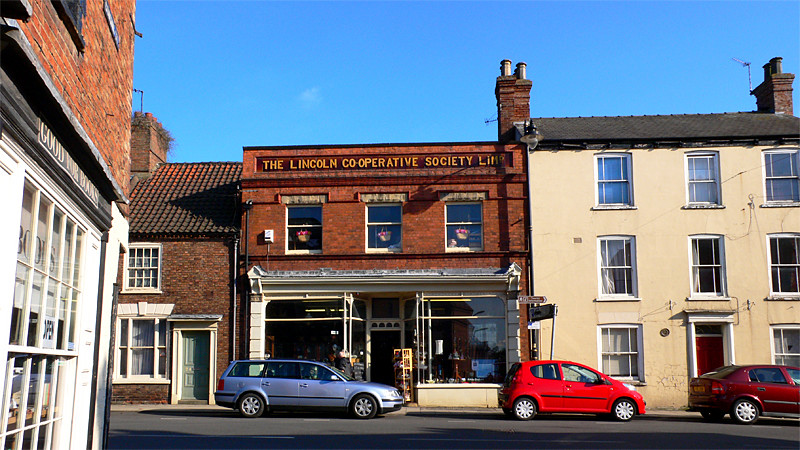 The Lincoln Cooperative Society Limd