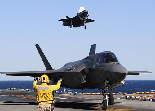 無料写真素材, 戦争, 軍用機, 戦闘機, F ライトニング II, アメリカ軍