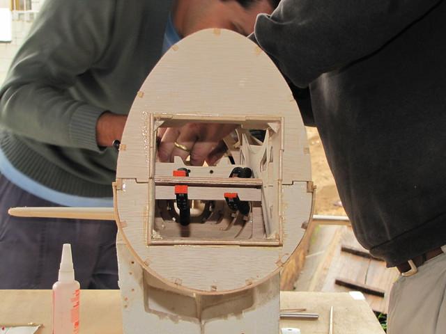 Montagem gratificante P-47 Thunderbolt Do Kit ao AR - Página 2 6266320482_c580922c9a_z