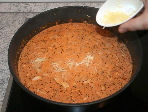 36 - Käse einrühren
