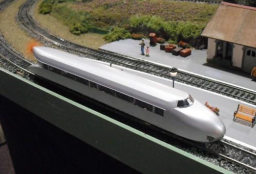 Zeplin Railcar