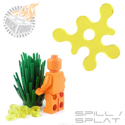 Spill/Splat - Trans Yellow
