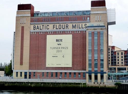 Baltic Flour Mills, Gateshead