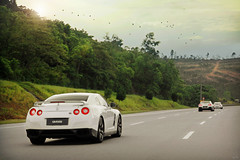 Towards the New Day (anType) Tags: trees sun sports nature car birds japan germany japanese moving asia driving nissan 911 racing godzilla exotic german porsche malaysia kualalumpur rs luxury coupe supercar bluejackets sportscar v6 gtr portdickson 996 gt3 h6 gt3rs flat6 negerisembilan