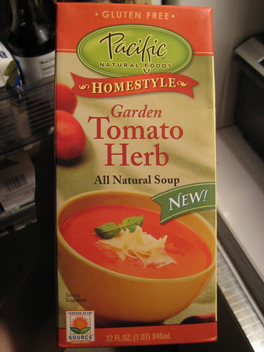 Pacific Natural Foods Garden Tomato Herb soup