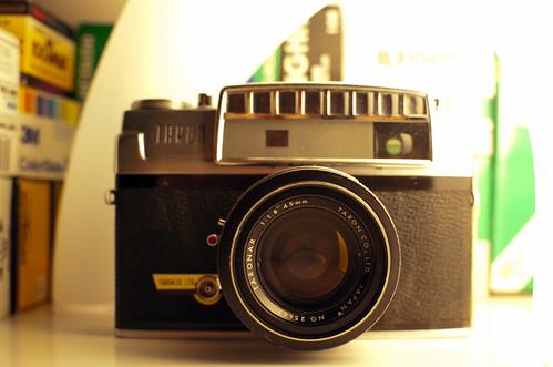 Taron Eyemax + Taronar 45mm f1.8