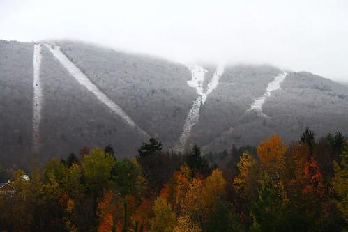 sugarbush snowliage 10/27/11