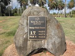 Turtle Bay Colf Course 116