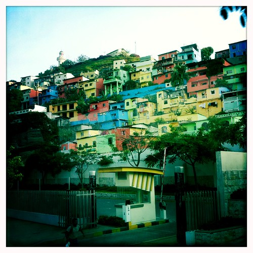 guayaquil, old town