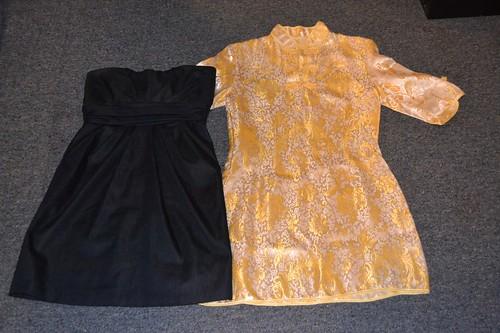 Goodwill, mini dress