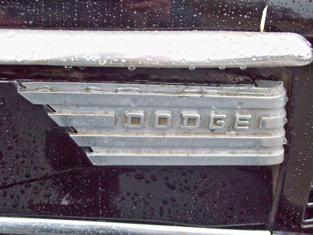 82 Dodge Badge