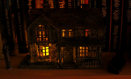 Book Shelf Haunted House 2 by Evil Cheese Scientist