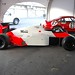 McLaren MP4/2 TAG Porsche turbo right profile