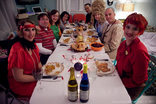 Halloween Progressive Dinner!